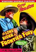 Lone Rider Double Feature: The Lone Rider in Frontier Fury (1941) , George Houston