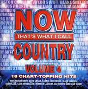Now That's What I Call Country, Vol. 4 , Various Artists
