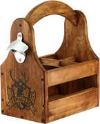 Barbuzzo Craft Pack Beer Caddy