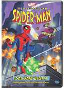The Spectacular Spider-Man: Volume 8 , Lacey Chabert