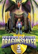 Adventures Of A Teenage Dragonslayer , Hunter Allan