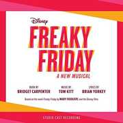 Freaky Friday: Studio Cast Recording , Various Artists