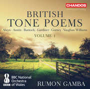 British Tone Poems Vol 1