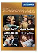 TCM Greatest Classic Legends Film Collection: Barbara Stanwyck , Barbara Stanwyck