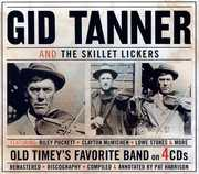 And The Skillet Lickers , Gid Tanner