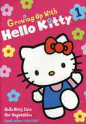 Growing up With Hello Kitty: Volume 1: Hello Kitty Eats Her Vegetables (And Other Stories) , Ashley Bril