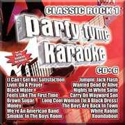 Party Tyme Karaoke: Classic Rock, Vol. 1 /  Various , Various Artists