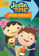 Justin Time: Season 1: Volume 1 , Gage Munroe