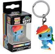 FUNKO POCKET POP! KEYCHAIN: My Little Pony - Rainbow Dash