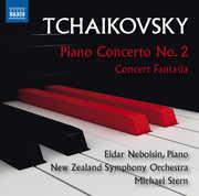 Tchaikovsky: Piano Concerto 2 /  Fantaisie de Concert