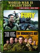 Fury/ Monuments Men