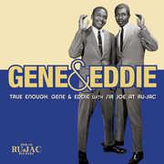 True Enough: Gene & Eddie With Sir Joe At Ru-jac , Gene & Eddie