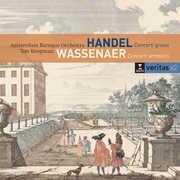 Concerti Grossi Op 6 Nos 1 2 4 & 6 /  Van Wassenaer , Ton Koopman