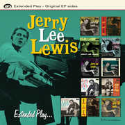 Extended Play: Original Ep Sides [Import] , Jerry Lee Lewis