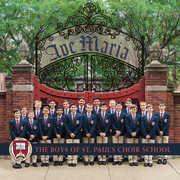Ave Maria , Boys of st Paul's Choir School