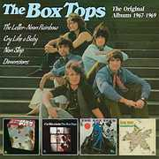 Letter-Neon Rainbow /  Cry Like a Baby /  Non Stop , The Box Tops