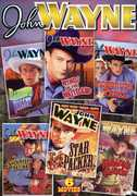 John Wayne: 6 Movie Collection , George Hayes