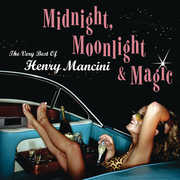 Midnight Moonlight & Magic: Very Best of Henry , Henry Mancini