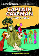 Captain Caveman and the Teen Angels: The Complete Series , Mel Blanc