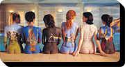 Pink Floyd- Back Art Funky Chunky Magnet