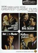 TCM Greatest Classic Films Collection: Murder Mysteries , Humphrey Bogart