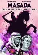 Masada: The Complete Epic Mini-Series , Peter O'Toole