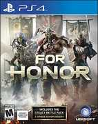 For Honor - Day One Edition for PlayStation 4
