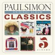 Original Album Classics , Paul Simon