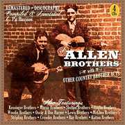 Allen Brothers & Other Country Brother Acts , Allen Brothers
