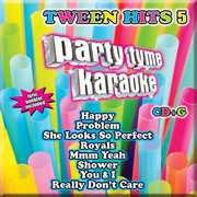 Party Tyme Karaoke: Tween Hits 5 /  Various , Various Artists