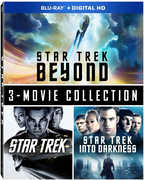 Star Trek Beyond: 3-Movie Collection , Chris Pine
