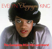 The Complete RCA Hits And More , Evelyn King Champagne