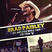 Life Amplified World Tour: Live From Wvu , Brad Paisley