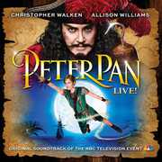 Peter Pan Live , Original Cast Recording