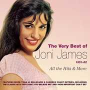 Very Best of Joni James 1951-62: All Hits & More , Joni James