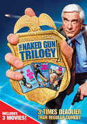 The Naked Gun Trilogy Collection , Leslie Nielsen