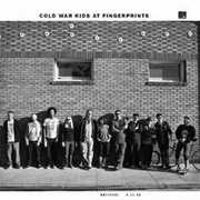 Cold War Kids at Fingerprint , Cold War Kids