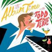 It's Album Time , Todd Terje