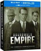 Boardwalk Empire: The Complete Fourth Season , Steve Buscemi