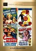 Scudda Hoo! Scudda Hay! /  April Love /  The Cowboy and the Blonde /  Maryland , Kenny Bee