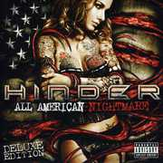 The All American Nightmare [Deluxe Edition] [Enhanced] , Hinder