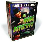 Mr Wong Detective: The Complete Collection , Grant Withers