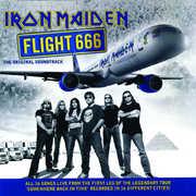 Flight 666 , Iron Maiden
