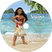 Moana (Original Soundtrack) [Import]