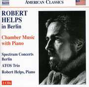Chamber Music with Piano , Robert Helps