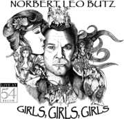 Girls Girls Girls - Live At 54 Below , Norbert Leo Butz