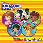 Disney Karaoke Series: Disney Junior Theme Songs /  Various , Various Artists