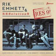 RES9 , Rik Emmett & RESolution 9