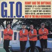 G.T.O. Best Of The Mala Recordings - Ronny & Daytonas , Ronny & the Daytonas