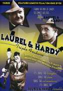 Laurel and Hardy Triple Feature , Jack Haley